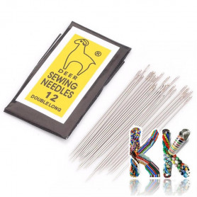 Needles - size 12 - package of 25 pcs
