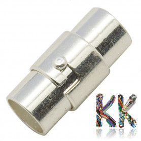 Magnetic snap closure with fuse - ∅ 12 x 19 mm