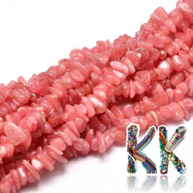 Natural rhodochrosite - fractions - 5-8 mm - 5 g - quality