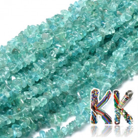 Natural apatite - fractions - 5-14 x 4-10 mm - 5 g