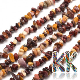 Natural mookaite - fragments - 5-8 mm - 5 g