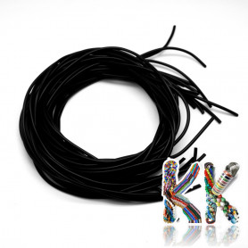 Rubber cord - ∅ 3 mm - length 1 meter