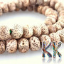 The beads are made of the fruits or wood of the rare and sacred ficus religiosa, under which the Buddha attained enlightenment. The beads measure 9 x 7 mm and have a hole for a thread with a diameter of 2 mm. The beads are completely natural, without any coloring.THE PRICE IS FOR 1 PCS.