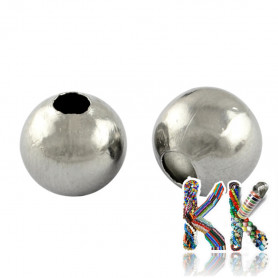 Stainless steel separating bead - ball - ∅ 4 mm