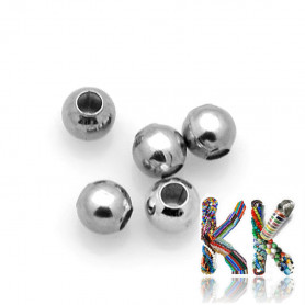 316 Stainless steel separating bead - ball - ∅ 3 mm