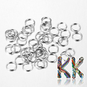 Connecting rings - ∅ 10 mm (2 pcs)
