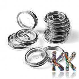 Tiger tail - ∅ 0.45 mm - coil 10 m