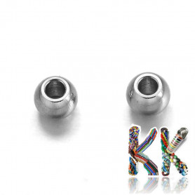 304 Stainless steel separating bead - ball - ∅ 3 mm