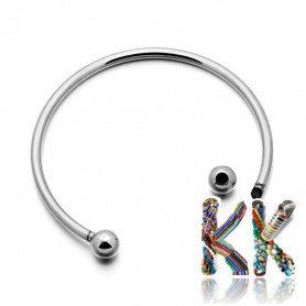 Wrist ring with ball - ∅ 62 mm