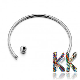 Wrist ring with ball - ∅ 70 mm