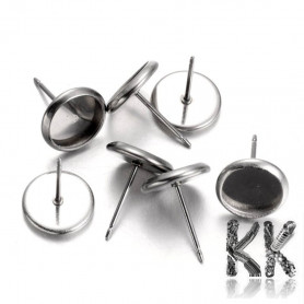 Puzeta made of 304 stainless steel - ∅ beds 8 mm (1 pair)