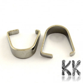 Flap made of 304 stainless steel - 16 x 16 x 5 mm