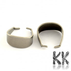 304 stainless steel flap - 16.5 x 17.5 x 9 mm