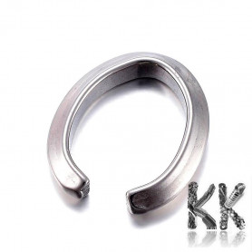 Flap made of 304 stainless steel - 15 x 13 x 2.5 mm