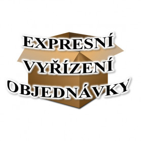 Premium service - Express order processing (guarantee of dispatch within 1 working day - within 24 hours)