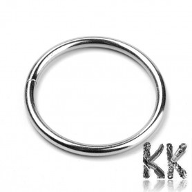 Iron rings for dream catchers - Ø 35.5 x 2.8 mm