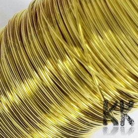 Copper wire - lacquered - Ø 0.6 mm - length 20 m