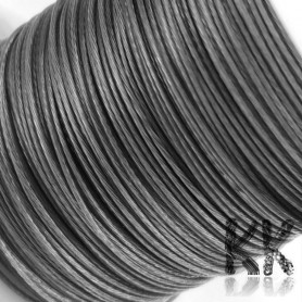 201 Stainless Steel Wire (Tiger Tail) - Ø 0.6 mm - length 55 m (approx. 60 g)