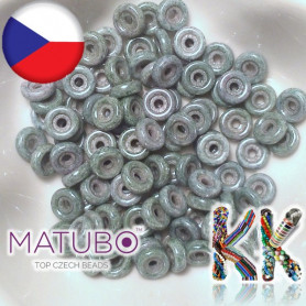 MATUBO™ WHEEL - listrované - Ø 6 mm (4 ks)