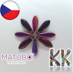 MATUBO ™ LANGUAGES - plated - 5 × 16 mm