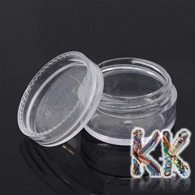 Cup - round - ∅ 30 x 18 mm