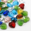 Jewelery components made of glass