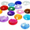 Cut and polished cabochons