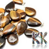Pendants and mineral stones from the tiger's eye