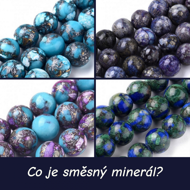 What is a mixed mineral?